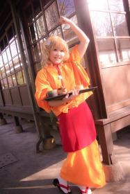 Ohana Matsumae from Hanasaku Iroha worn by melonnnrocher