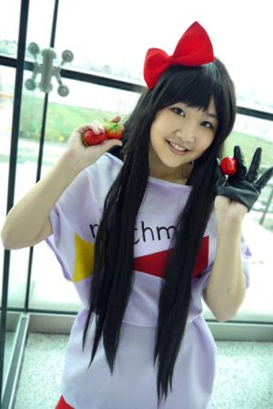 Mio Akiyama from K-ON!! worn by melonnnrocher