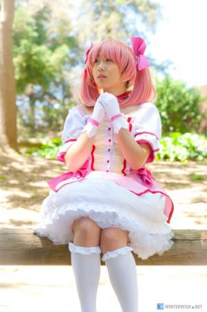 Madoka Kaname from Madoka Magica