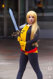 Magik from X-Men worn by Katarini
