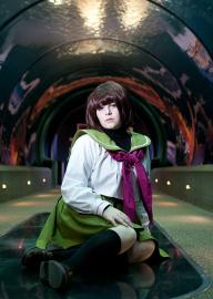 Ringo Oginome from Mawaru Penguindrum