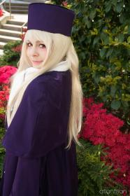 Illyasviel von Einzbern from Fate/Stay Night by Katigiri