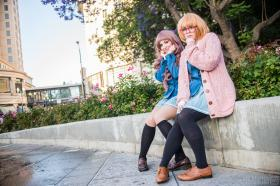 Mirai Kuriyama  from Beyond the Boundary