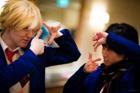 Akihito Kanbara from Beyond the Boundary worn by Akai