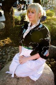Saber from Fate/Zero worn by Akai