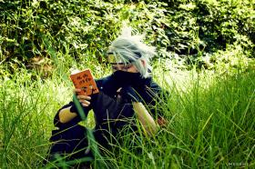 Kakashi Hatake from Naruto Shippūden worn by Akai