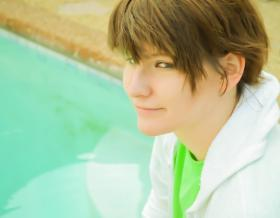 Makoto Tachibana from Free! - Iwatobi Swim Club worn by Akai