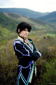Jude Mathis from Tales of Xillia worn by Akai