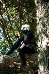 Kakashi Hatake from Naruto Shippūden