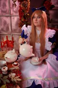 Alice Liddell from Heart no Kuni no Alice ~ Wonderful Wonder World~ worn by Akai