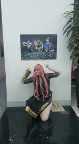 Megurine Luka from Vocaloid 2 worn by Akai