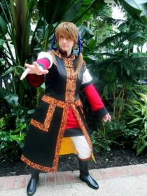 Uruki from Fushigi Yuugi: Genbu Kaiden worn by ca4good