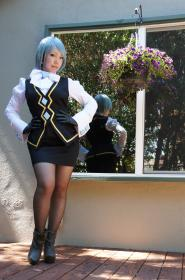 Franziska Von Karma from Phoenix Wright: Justice for All worn by 響華 - Kyoka