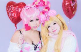 Rika Jougasaki from iDOLM@STER Cinderella Girls