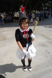 Angela from Soul Eater worn by atlantisan
