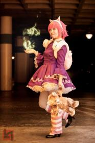 Annie from League of Legends worn by atlantisan
