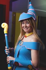 Dark Magician Girl from Yu-Gi-Oh! Duel Monsters