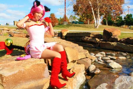 Ichigo Momomiya from Tokyo Mew Mew