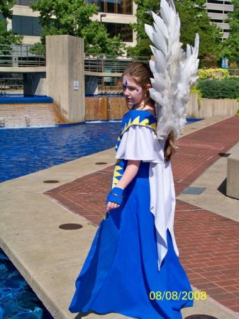 Belldandy from Ah My Goddess worn by Elii