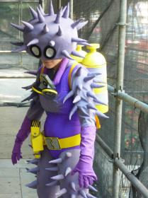 Sewer Urchin from The Tick