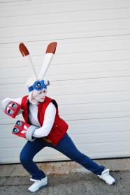 King Kazma from Summer Wars  by shinigami714