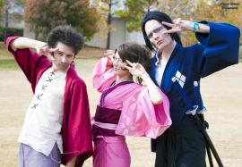 Fuu from Samurai Champloo worn by Phoenix Kasai