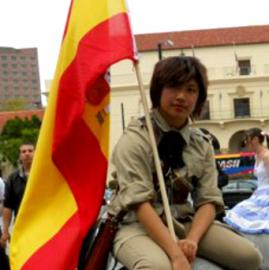 Spain from Axis Powers Hetalia