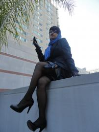 Spy from Team Fortress 2 worn by Anicofe