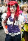 Operetta from Monster High worn by Raven-Roth