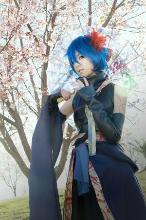 Kaito from Vocaloid worn by Dada
