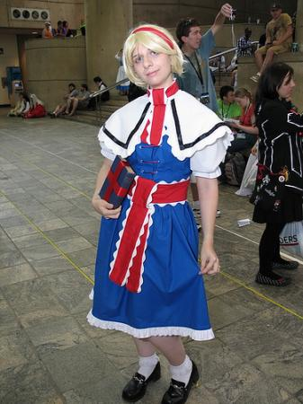 Alice Margatroid from Touhou Project worn by angles