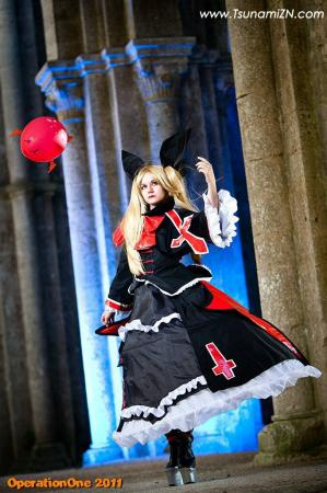 Rachel Alucard from BlazBlue: Calamity Trigger worn by TsunamiZN