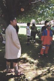 Anko Mitarashi from Naruto