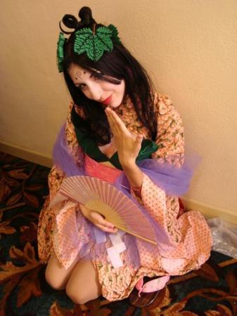 Sakuya from Okami worn by simplykeiko