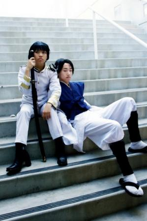 Korea / Im Yong Soo from Axis Powers Hetalia worn by Ciphero