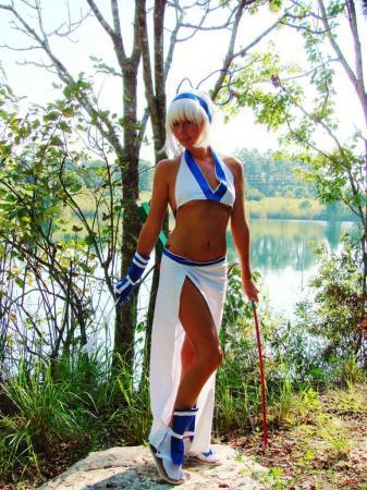 Mina Majikina from Samurai Shodown Series