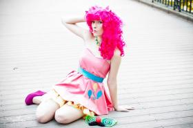Pinkie Pie from My Little Pony Friendship is Magic worn by Pikalachan