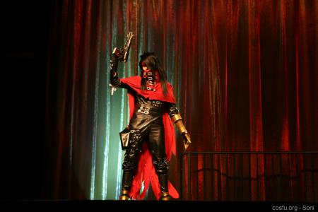 Vincent Valentine from Final Fantasy VII: Dirge of Cerberus worn by ElfAlannah