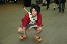 Mugen from Samurai Champloo worn by PrincessNyuszi
