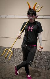 Meenah Peixes from MS Paint Adventures / Homestuck