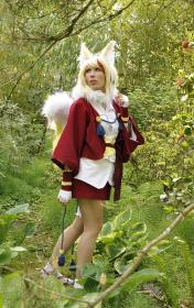 Selkie / Kinu from Fire Emblem Fates