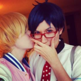 Rei Ryugazaki from Free! - Iwatobi Swim Club worn by Megane