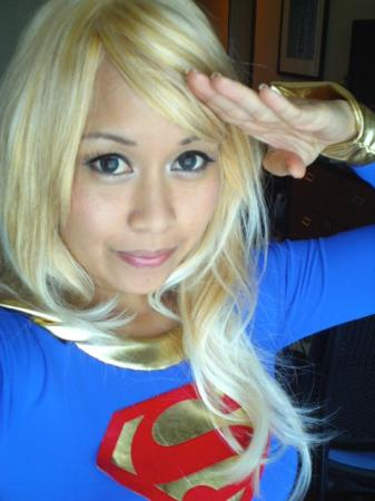 Supergirl from Supergirl worn by Hichan
