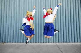 Usagi Tsukino from Sailor Moon Crystal worn by kimixkimi