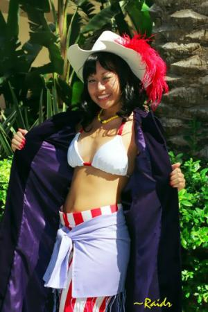 Lady Alvida from One Piece worn by kimixkimi