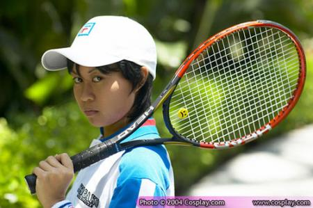 Ryoma Echizen from Prince of Tennis worn by Hichan