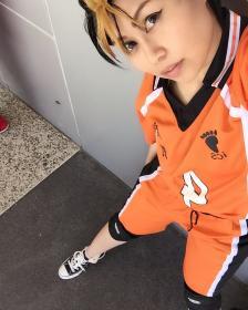 Yu Nishinoya from Haikyuu!!