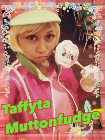 Taffyta Muttonfudge from Wreck-It Ralph worn by Hichan