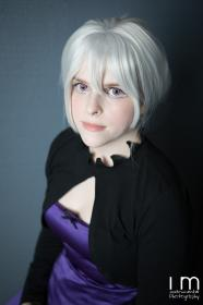 Yin from Darker than BLACK worn by Chelsters