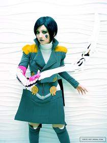 Sera from Shin Megami Tensei: Digital Devil Saga